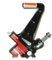Pneumatic powernailer by A-1 Equipment Rental Center