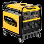 3.2 KW Gas Generator (Quiet)
