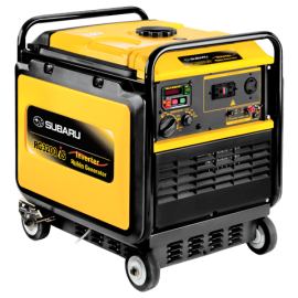 3.2KW Gas Generator (Quiet)