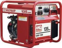 135 AMP Gas Welder