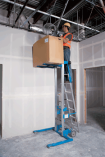 8 ft Material Lift (350 lbs. MAX)