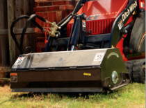 Ditch Witch Skidsteer and Attachments