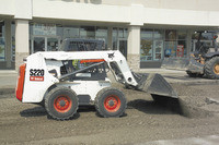 Bobcat Skidsteer S220/S630