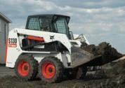 Bobcat Skidsteer S130