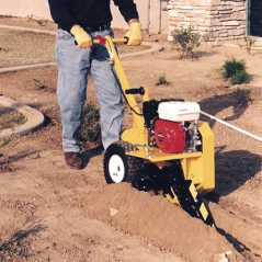 Walk-Behind Trencher Pricing at A-1 Equipment Rental Center