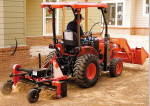 Kubota Tiller Attachment