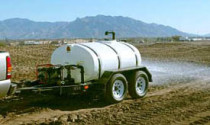 500 Gallon Water Trailer with Sprayer Rental Price in Redwood City, CA