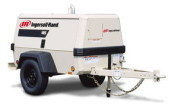 Trailer Mounted Air Compressors Package of A-1 Equipment Rental Center