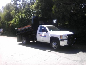 Dump Truck, 3 Yard, Automatic